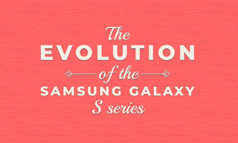 Photo of The Evolution of The Samsung Galaxy S Series