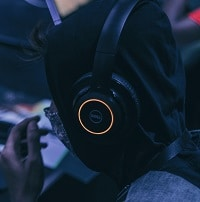Dell gaming headset