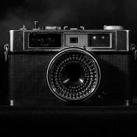 camera in dark