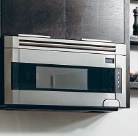 large microwave