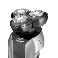 black rotatory shaver