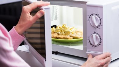 types of microwaves