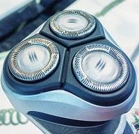 rotatory shave head