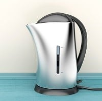 premium stainless steel kettle