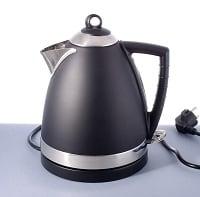 Modern stainless steel kettle