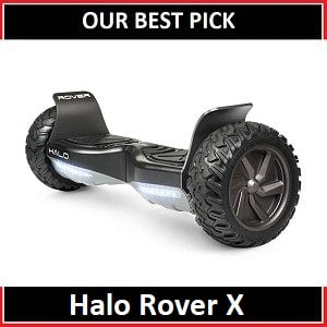 Halo rover official