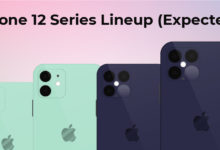 Photo of iPhone 12 Series Rumoured Specifications (Infographic)